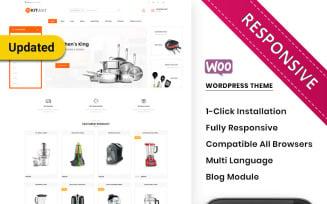 Kitmart - The Kitchen Store Responsive WooCommerce Theme
