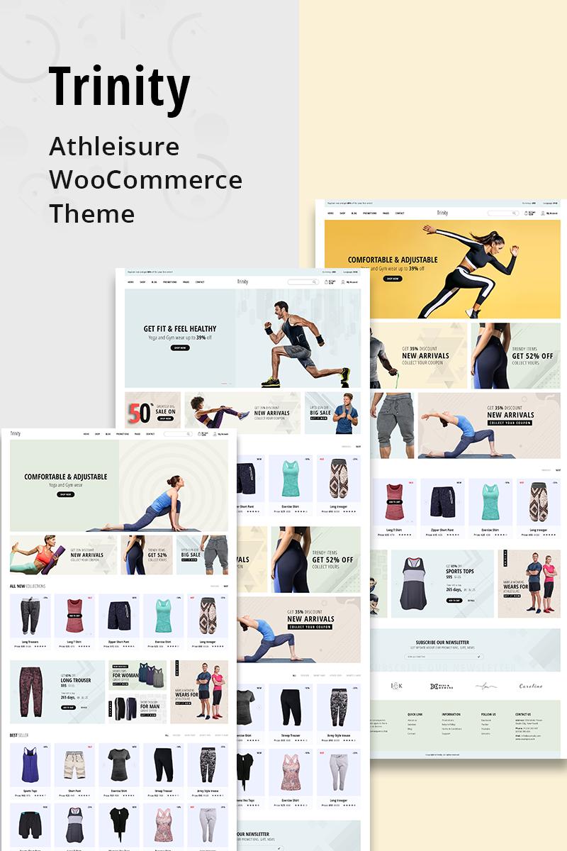 Tema para woocommerce - Categoría: Deportes - versión para Desktop
