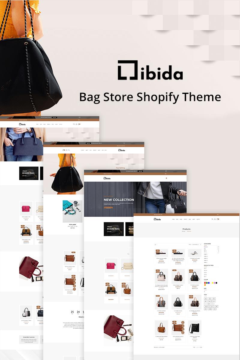 Libida – Bag Store Shopify Theme