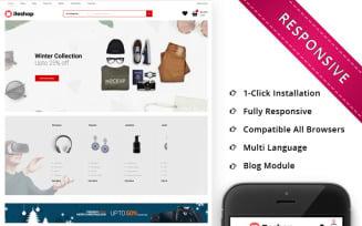 Reshop - Mega Shop Responsive WooCommerce Theme