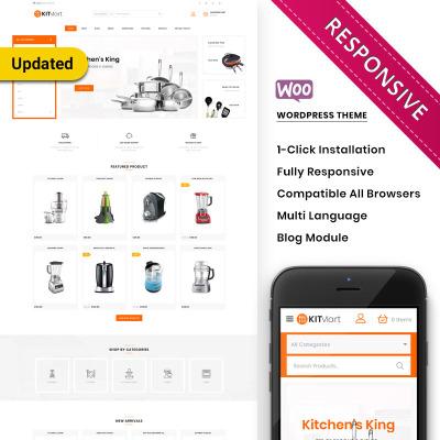 Housewares Responsive WooCommerce Motiv