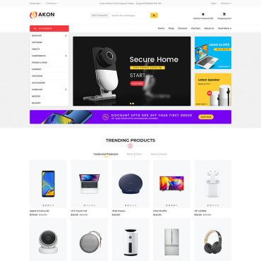 Купить  пофессиональные OpenCart шаблоны. Купить шаблон #80784 и создать сайт.