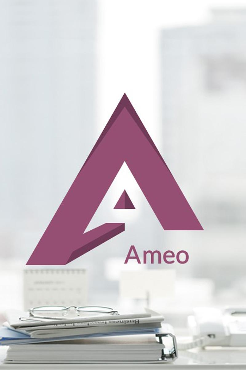 Ameo PowerPoint Template - screenshot