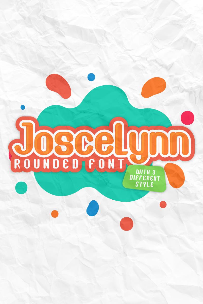 Joscelynn Font - screenshot