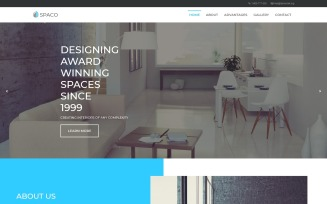 Spaco - Architecture Multipurpose Modern WordPress Elementor Theme