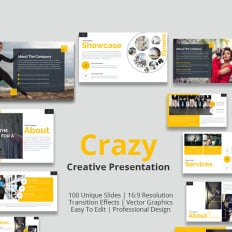 Powerpoint Templates for Commercial Real Estate - Template Monster