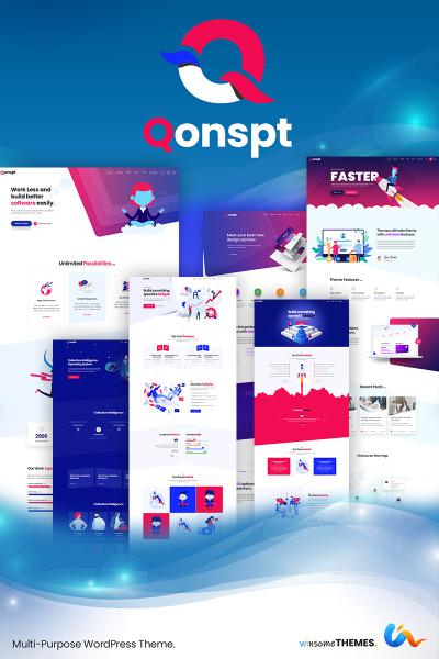Qonspt - Isometric