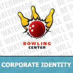 Sport Corporate Identity Template 8129