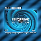 Night Club Flash Intro  Template 8191