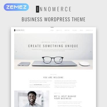 Купить  пофессиональные WordPress темы. Купить шаблон #81170 и создать сайт.