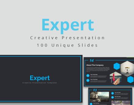 Expert Google Slide