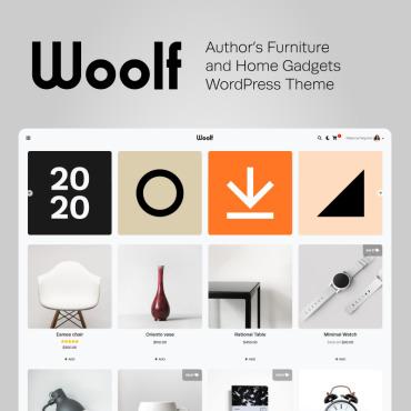 Купить  пофессиональные WooCommerce шаблоны. Купить шаблон #81335 и создать сайт.