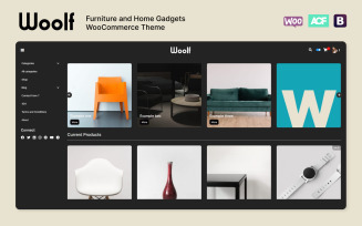 WOOLF - Furniture and Home Gadgets