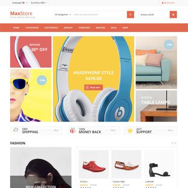 Купить  пофессиональные WooCommerce шаблоны. Купить шаблон #81511 и создать сайт.