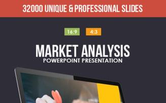 Market Analysis - Keynote template
