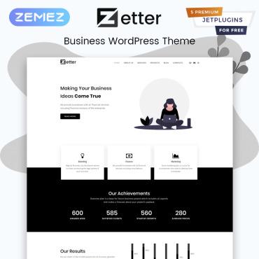 Купить  пофессиональные WordPress темы. Купить шаблон #81610 и создать сайт.