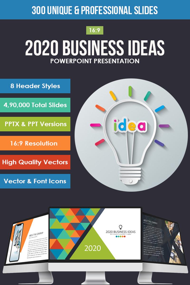 2019 Business Ideas Google Slides #81655