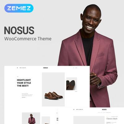 Shoe Store Responsive WooCommerce Sablon