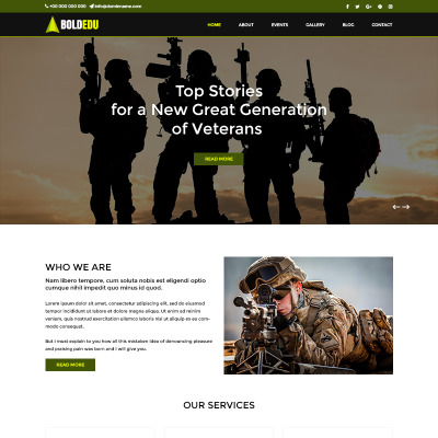 army briefing template.html