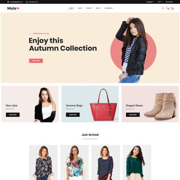 Купить  пофессиональные WooCommerce шаблоны. Купить шаблон #81824 и создать сайт.