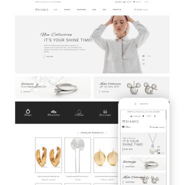 Купить  пофессиональные Shopify шаблоны. Купить шаблон #81891 и создать сайт.