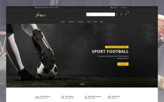 Deaf Accessories Store OpenCart Template