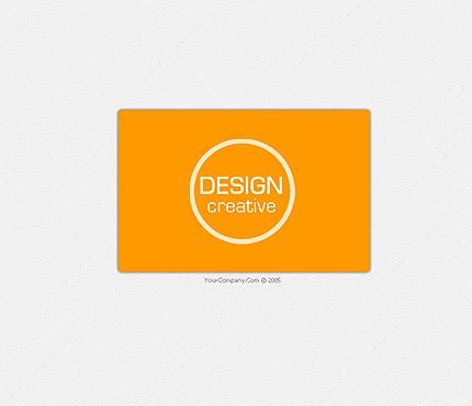 Шаблон сайта на Flash (8209)