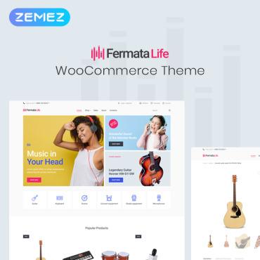 Купить  пофессиональные WooCommerce шаблоны. Купить шаблон #82001 и создать сайт.