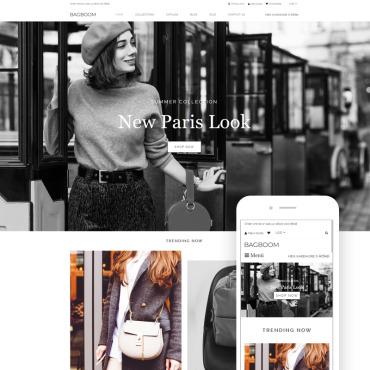 Купить  пофессиональные Shopify шаблоны. Купить шаблон #82063 и создать сайт.
