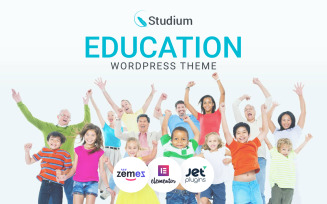 Studium - Education Multipurpose Modern WordPress Elementor Theme
