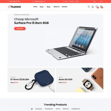 Купить  пофессиональные WooCommerce шаблоны. Купить шаблон #82217 и создать сайт.