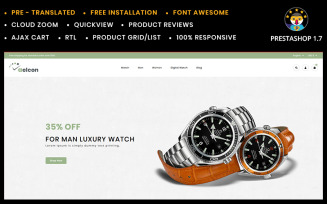 Aelcon Fashion & watch Stores