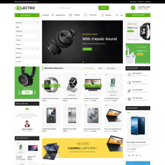 41+ Best Electronics Store Shopify Themes