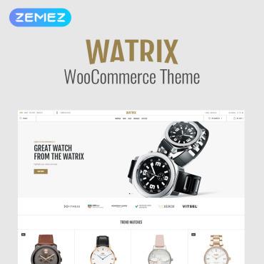 Купить  пофессиональные WooCommerce шаблоны. Купить шаблон #82302 и создать сайт.