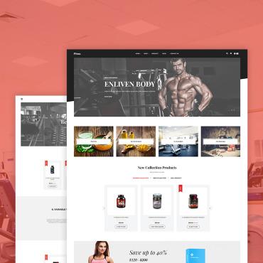 Купить  пофессиональные Shopify шаблоны. Купить шаблон #82312 и создать сайт.