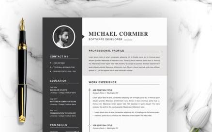 Michael Resume Template