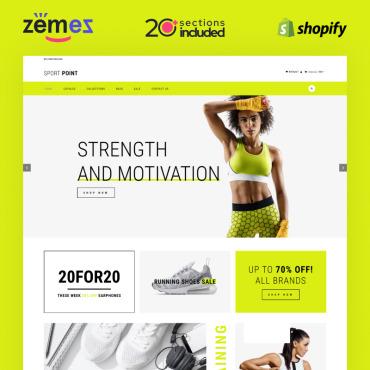 Купить  пофессиональные Shopify шаблоны. Купить шаблон #82576 и создать сайт.