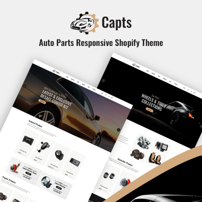 34 Best Cars Shopify Themes