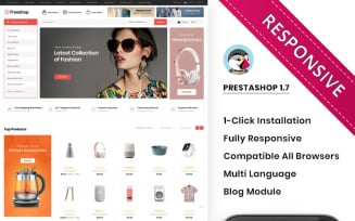 Freeshop - The Mega Store Responsive PrestaShop Theme