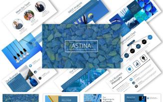 Astina Keynote Template
