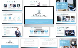 Carolina Keynote Template