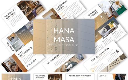 Hanamasa Keynote Template