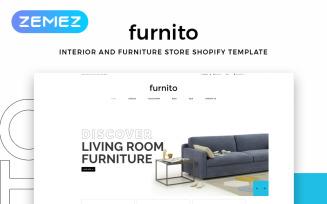 Furnito - Interior And Furniture Store Modern Shopify Theme
