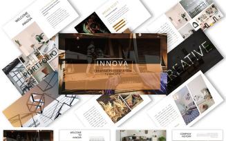 Innova - Keynote Presentation Template