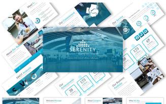 Serenity Keynote Template
