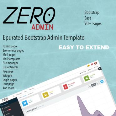 Купить  пофессиональные Admin Templates. Купить шаблон #82792 и создать сайт.