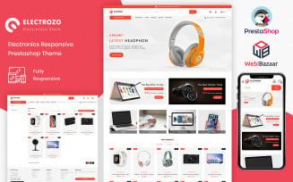 Electrozo - SuperMarket Electronics Store PrestaShop Theme