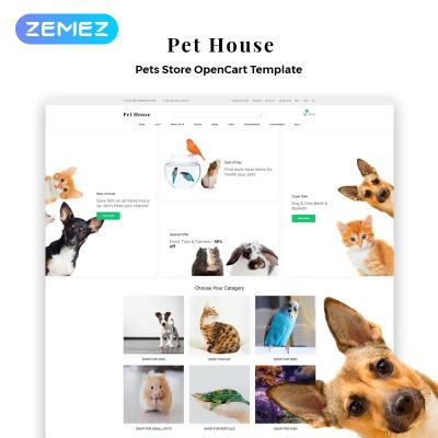 Pet Shop Templates   TemplateMonster