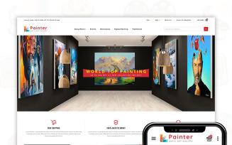 Painter PrestaShop Theme