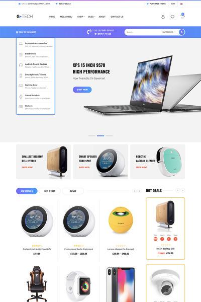 Gtech Electronics Shop